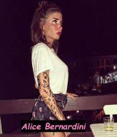 Alice Bernardini corteggiatrice di Uomini e donne