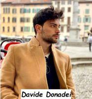 Foto del nuovo tronista di Uomini e donne Davide Donadei