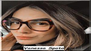 Vanessa Spoto corteggiatrice del programma di Uomini e donne primo piano