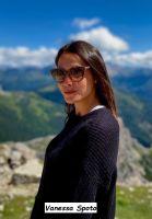 Primo Piano Vanessa Spoto in montagna