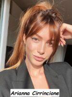 Arianna Cirrincione ex corteggiatrice di Uomini e donne di Andrea Cerioli