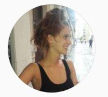 Foto Eugenia Rigotti di Uomini e donne presa dal profilo instagram