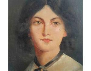 Un ritratto dell'autrice di Cime Tempestose:Emily Bronte