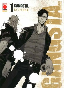 gangsta manga
