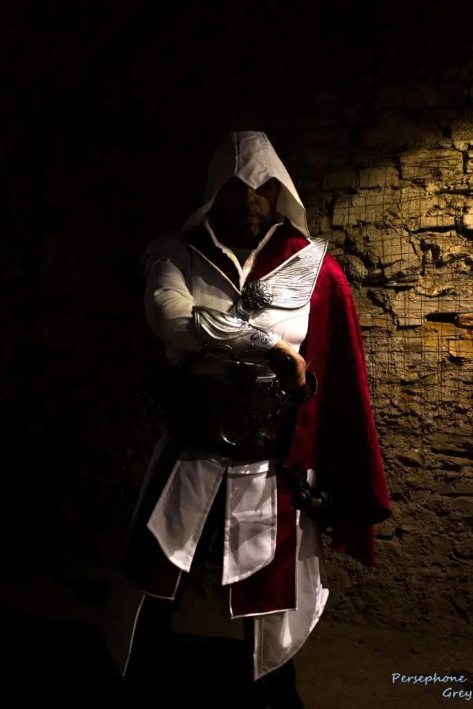 padiglione Assassin's Creed
