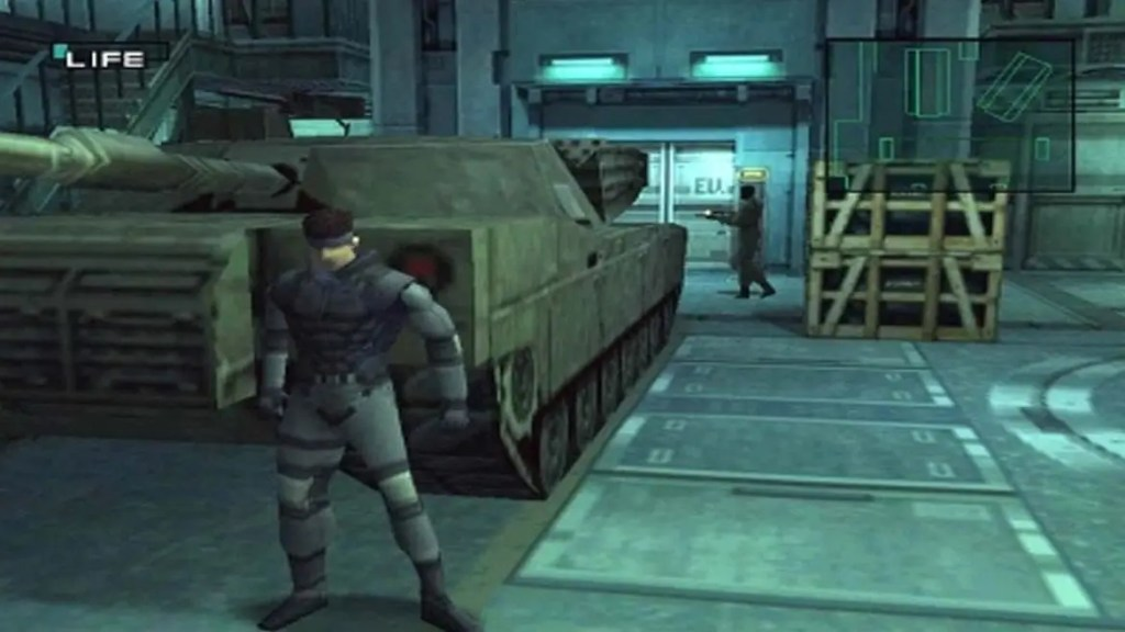 metal gear solid 1998