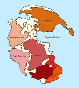 Terremoti: Pangea