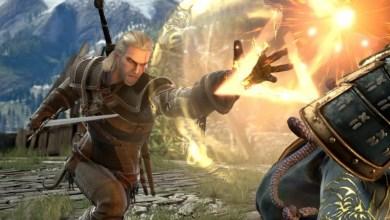 Geralt di Rivia disponibile in SoulCalibur VI