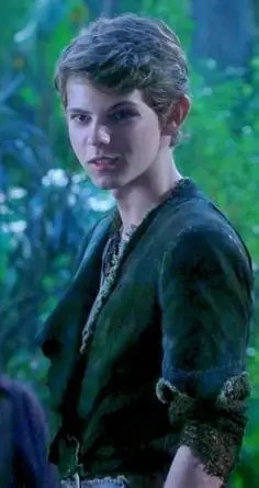Once Upon a Time Peter Pan