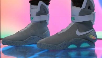 scarpe ritorno al futuro 2