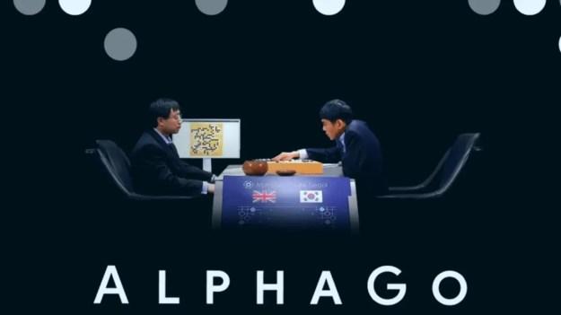 alphago intelligenza artificiale