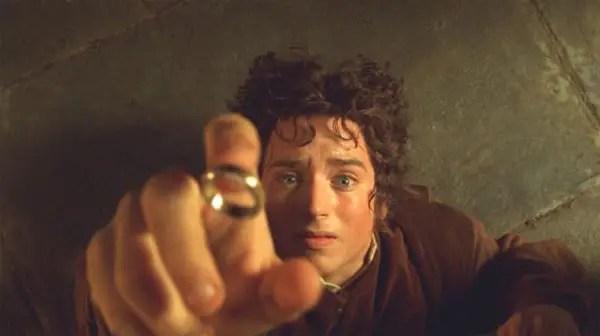 frodo anello