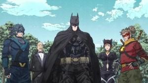 Il Gruppo di Batman Ninja