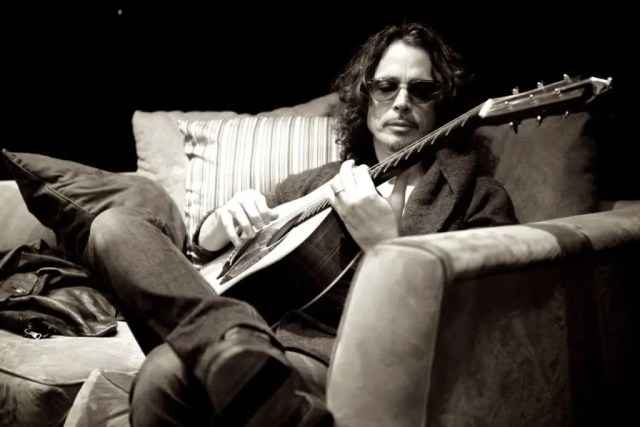 Addio Chris Cornell
