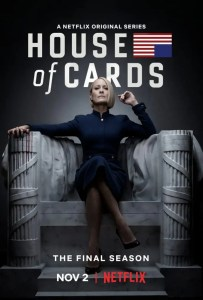 sesta stagione di house of cards