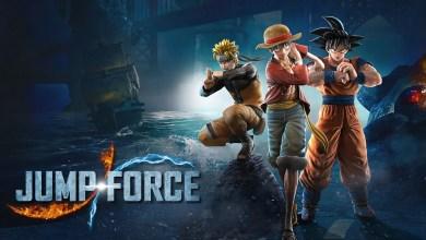copertina jump force