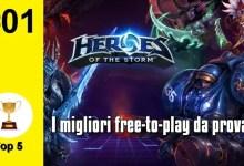 I migliori 5 free-to-play