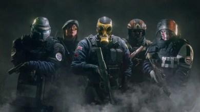 Rainbow Six Siege operatori italiani