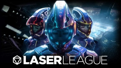 Laser League logo