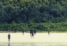 isola di sentinel e sentinelesi