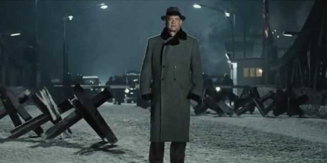 Il ponte delle Spie Tom Hanks Oscar 2016