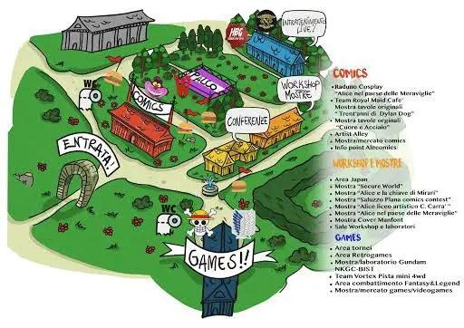 alecomics mappa