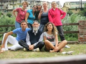 Foto scattata durante uno degli ultimi seminari estivi di Inchiostro SImpatico