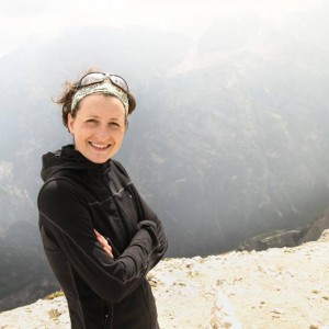 Maria Hilber, 29 anni, è una delle ideatrici di Vertical Life