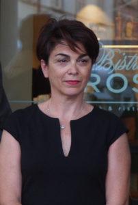 Mirella Paglierani, presidente Gemos