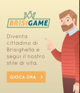 Il BrisiGame è un progetto all'interno del portale A tutto cuore, che utilizza 40 anni di studi svolti a Brisighella