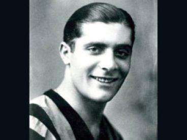 Giuseppe Meazza, uno dei talenti scoperti da Arpad Weisz. Con lui vinse lo scudetto del primo girone unico