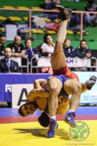 La finale di Lido di Ostia dove Erion Garxenaj ha conquistato il titolo nazionale.