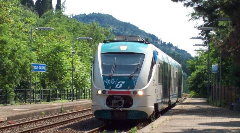 treno firenze faenza