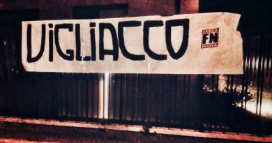 Gene Gnocchi Forza Nuova Faenza