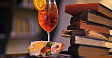 libri aperitivo