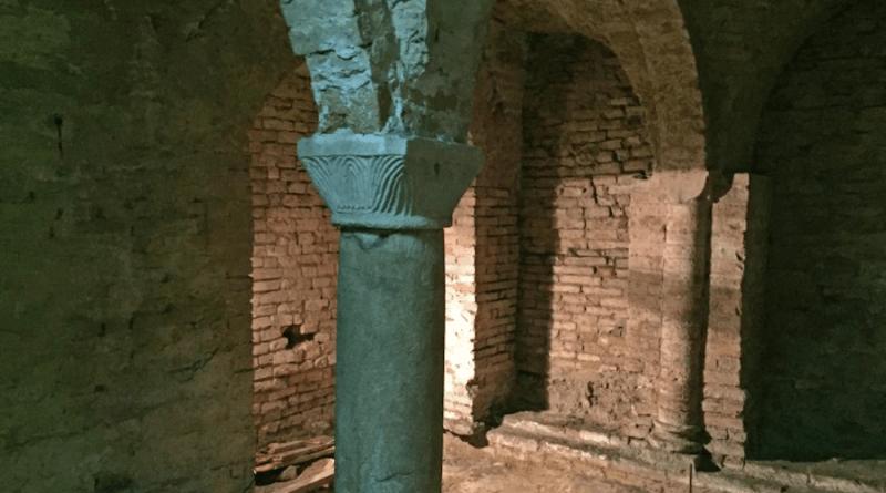 Cripta s. ippolito