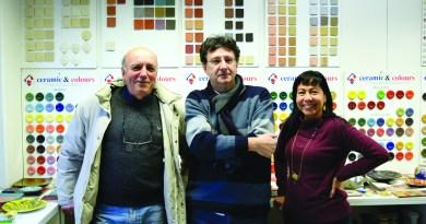 Faenza _Art_Ceramic_Center Merendi e docenti