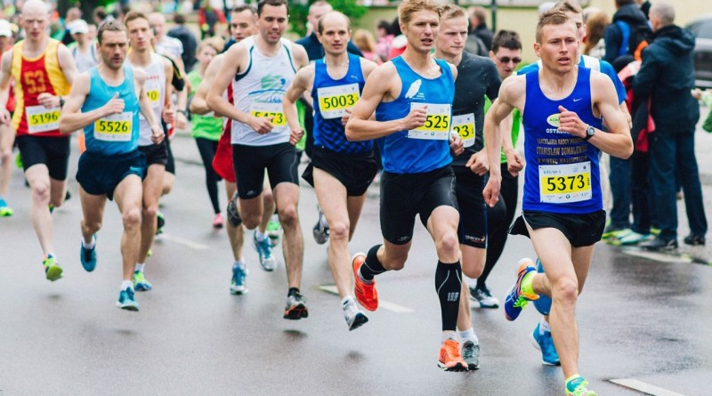 corsa atletica maratona