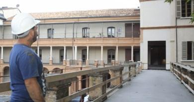 Complesso ex Salesiani, lavori di restauro - settembre 2018 (27)