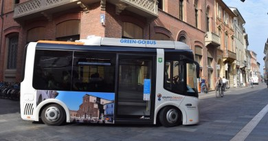 GreenGo Bus Faenza