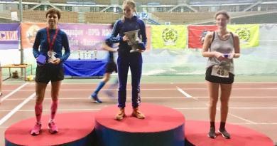 podio donne 100km Passatore Russia