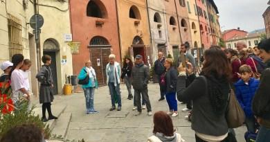 Brisighella-Ciceroni nel borgo