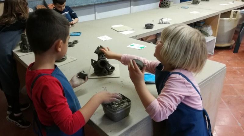 bambini ceramica