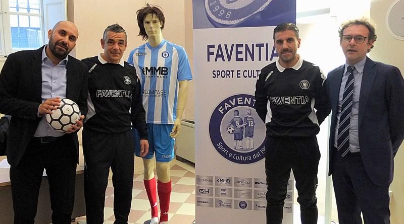 Faventia Sales: inizia la nuova vita del campo di calcio