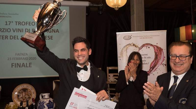 Master del Sangiovese 2020 - il vincitore
