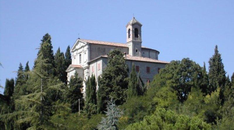 Santuario Monticino Brisighella