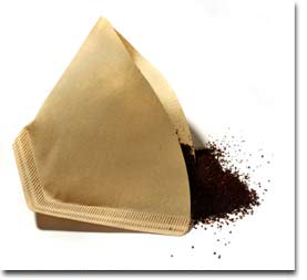 Festa della mamma 2011: filtri per caffè!