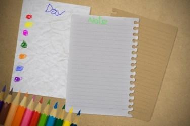 I bambini e il colore