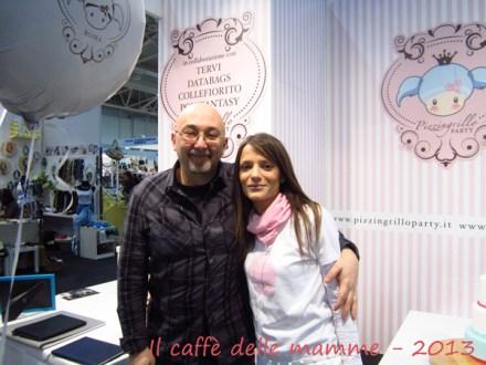 Hobby Show Roma : Il cake design con Pizzingrillo