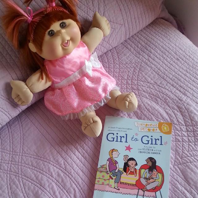 Girl to Girl un manuale per le preadolescenti